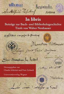 In libris von Schretter,  Claudia, Zerlauth,  Peter