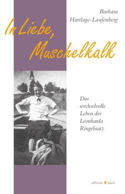 In Liebe, Muschelkalk von Hartlage-Laufenberg,  Barbara