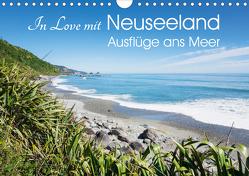 In Love mit Neuseeland – Ausflüge ans Meer (Wandkalender 2020 DIN A4 quer) von Gaby Wojciech,  ©