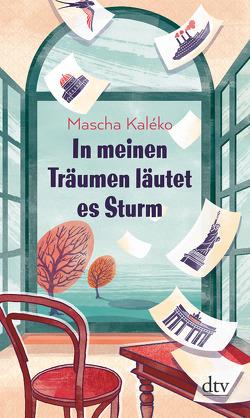 In meinen Träumen läutet es Sturm von Kaléko,  Mascha, Zoch-Westphal,  Gisela