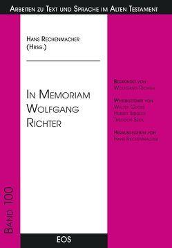 In Memoriam Wolfgang Richter von Rechenmacher,  Hans
