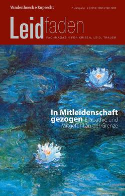 In Mitleidenschaft gezogen – Empathie und Mitgefühl an der Grenze von Metz,  Christian, Müller,  Monika
