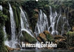 In nassen Gefilden (Wandkalender 2021 DIN A2 quer) von Dolibois,  René