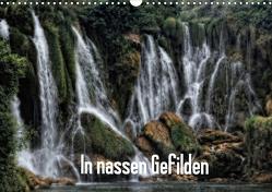 In nassen Gefilden (Wandkalender 2021 DIN A3 quer) von Dolibois,  René