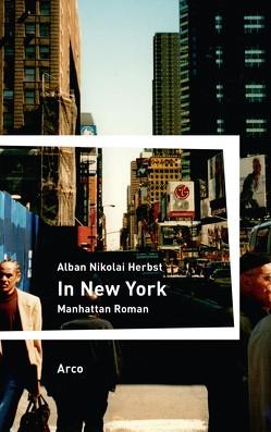 In New York von Herbst,  Alban Nikolai