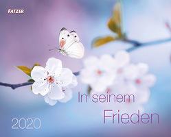 In seinem Frieden 2020
