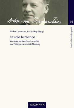 In solo barbarico … von Losemann,  Volker, Ruffing,  Kai