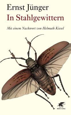 In Stahlgewittern von Jünger,  Ernst, Kiesel,  Helmut