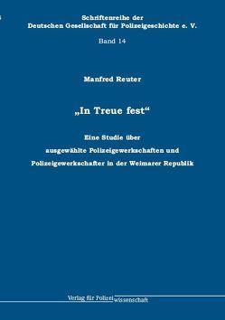 """""""In Treue fest"""" von Reuter,  Manfred"""