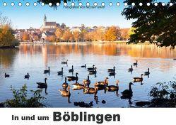 In und um Böblingen (Tischkalender 2019 DIN A5 quer) von Furkert,  Nicola