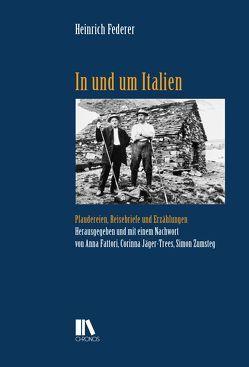 In und um Italien von Fattori,  Anna, Federer,  Heinrich, Jäger-Trees,  Corinna, Zumsteg,  Simon