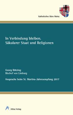 In Verbindung bleiben von Bätzing,  Georg, Skala,  Dieter, Vanecek,  Günter