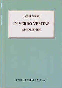 In Verbo Veritas von Brauers,  Jan