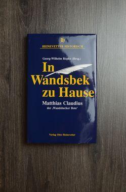 In Wandsbek zu Hause von Görisch,  Reinhard, Kleßmann,  Eckart, Lesle,  Lutz, Richter,  Bernhard, Röpke,  Georg W, Soehring,  Ingrid, Witt,  Karl
