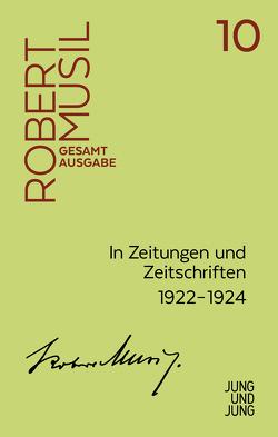 In Zeitungen und Zeitschriften II von Fanta,  Walter, Musil,  Robert