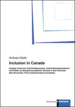 Inclusion in Canada von Köpfer,  Andreas