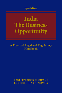 India – The Business Opportunity von Spedding,  Linda S.
