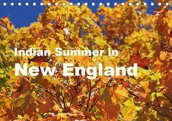 Indian Summer in New England (Tischkalender 2019 DIN A5 quer) von Blass,  Bettina