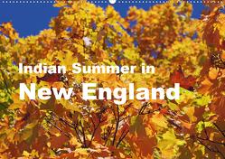 Indian Summer in New England (Wandkalender 2020 DIN A2 quer) von Blass,  Bettina