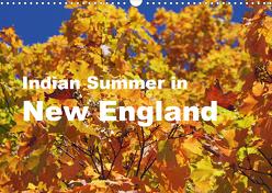Indian Summer in New England (Wandkalender 2020 DIN A3 quer) von Blass,  Bettina