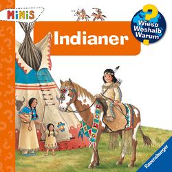 Indianer von Weinhold,  Angela
