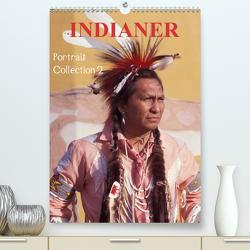 INDIANER Christian Heeb (Premium, hochwertiger DIN A2 Wandkalender 2021, Kunstdruck in Hochglanz) von Heeb,  Christian