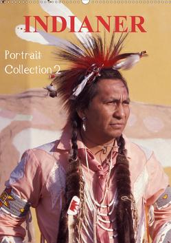 INDIANER Christian Heeb (Wandkalender 2021 DIN A2 hoch) von Heeb,  Christian