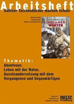 Indianerwinter – Arbeitsheft von Koenen,  Marlies