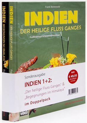 Indien 1 + 2 von Bienewald,  Frank