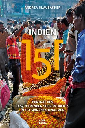 Indien 151 von Glaubacker,  Andrea