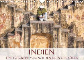 Indien – Eine Fotoreise vom Norden bis in den Süden (Wandkalender 2019 DIN A4 quer) von Kruse,  Joana