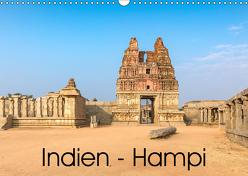 Indien – Hampi (Wandkalender 2019 DIN A3 quer) von Marquardt,  Henning