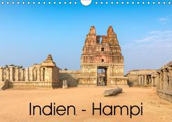 Indien – Hampi (Wandkalender 2019 DIN A4 quer) von Marquardt,  Henning