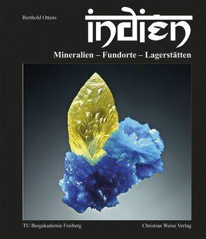 Indien Mineralien – Fundorte – Lagerstaetten von Ottens,  Berthold