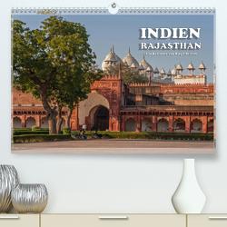 Indien, Rajasthan (Premium, hochwertiger DIN A2 Wandkalender 2020, Kunstdruck in Hochglanz) von Seifert,  Birgit