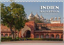 Indien, Rajasthan (Tischkalender 2020 DIN A5 quer) von Seifert,  Birgit