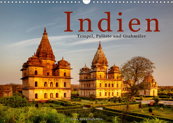 Indien: Tempel, Paläste und Grabmäler (Wandkalender 2020 DIN A3 quer) von Benninghofen,  Jens