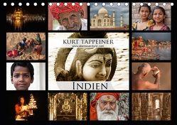 Indien (Tischkalender 2018 DIN A5 quer) von Tappeiner,  Kurt