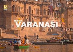 Indien – Varanasi (Wandkalender 2018 DIN A2 quer) von Schickert,  Peter