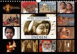 Indien (Wandkalender 2018 DIN A4 quer) von Tappeiner,  Kurt