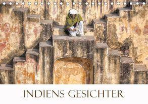 Indiens Gesichter (Tischkalender 2019 DIN A5 quer) von Kruse,  Joana
