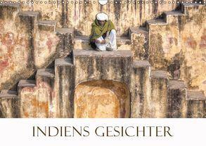 Indiens Gesichter (Wandkalender 2019 DIN A3 quer) von Kruse,  Joana