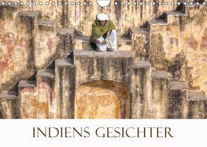 Indiens Gesichter (Wandkalender 2019 DIN A4 quer) von Kruse,  Joana