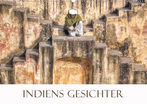 Indiens Gesichter (Wandkalender 2020 DIN A2 quer) von Kruse,  Joana