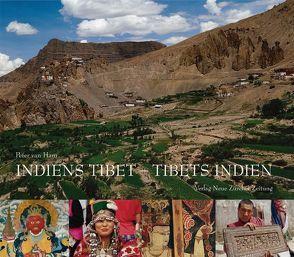 Indiens Tibet – Tibets Indien von Peissel,  Michel, van Ham,  Peter