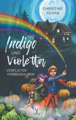 Indigo und Violetta von Schär,  Christine