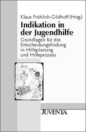 Indikation in der Jugendhilfe von Fröhlich-Gildhoff,  Klaus