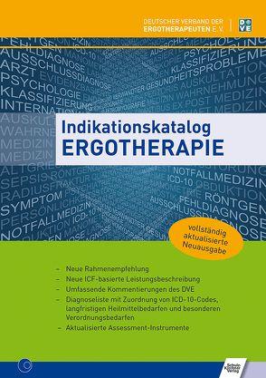 Indikationskatalog Ergotherapie