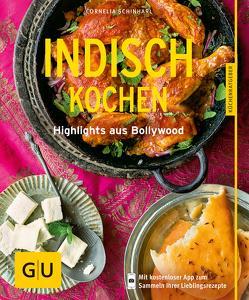 Indisch kochen von Schinharl,  Cornelia