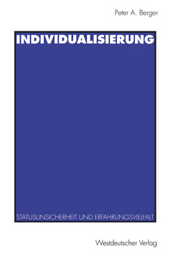 Individualisierung von Berger,  Peter A.